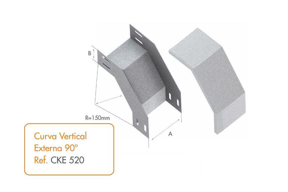Curva vertical externa 90 calhas kennedy for Curva vertical exterior 90